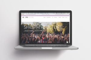 Site web ShopmyCulture